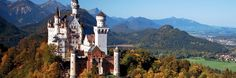 The Romantic Rhine,  Fairytale Castles of Bavaria & the Black Forest