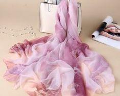Luxusná veľká šatka z umelého hodvábu 180 x 140 cm _ model 031 Model, Fashion, Moda, La Mode, Fasion, Models, Fashion Models