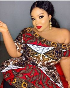 40 Latest African Fashion Dresses 2019 : Styles to Look Cool and … Women Fashion Ankara Long Gown Styles, African Dresses For Women, African Print Dresses, African Attire, Ankara Styles, Dress Styles, African Fashion Ankara, Latest African Fashion Dresses, African Print Fashion