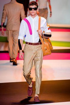 Versace Menswear - Pasarela