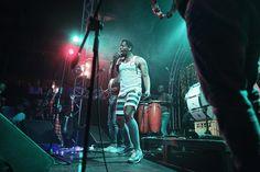 Jovi rocking Jozi at The GoodLuck Bar. Johannesburg