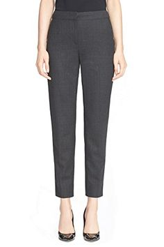 John Collection Emma Stretch Flannel Pants For Women In Dark Grey Melange, 4 Autumn Fashion Casual, Cropped Pants, Dark Grey, Fashion Brands, Stretches, Flannel, Pants For Women, Topshop, Pajama Pants