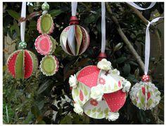 Paper Ornaments <3