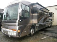 Find Used #American Eagle #Class_A_Motorhomes through our extensive database at rvstock.net. Used 2003 American Eagle Class A Motorhome available in good condition, all parts are well maintained such as AUTOMATIC LEVELERS, ONAN GENERATOR, 6SPD ALLISON TRANSMISSION, RAISED CHASSIS, AIR RIDE SUSPENSION etc. Details given at http://www.rvstock.net/used-rvs/2003/class-a-motorhomes/american-eagle/eagle/5090/