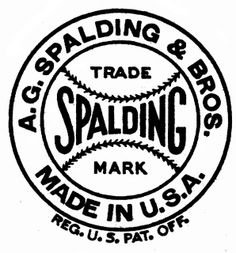 """Spalding    """"Trade Marks by the Adcut Process"""" — Pg 934  American Specimen Book of Type Styles, 1912"""