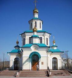 Church of Saints Vera, Nadezhda, Lyubov and Sophia, Krasnoyarsk