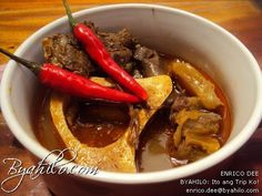 Ilonggo version of Bulalo
