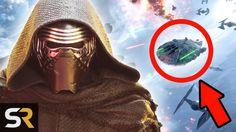 10 Secret Star Wars Scenes You've Never Seen