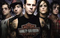 """Avenged Sevenfold: Love their music and so sad that their drummer """"The Rev"""" isn't with us any more :("""
