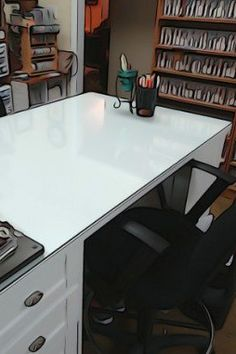 ... Side Tables, Desks Or Other Furniture Protected And New Looking For A  Long Time? Customize Your Glass Table Top Protector For A Super Simple And  ...