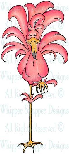 Flamingo Painting, Flamingo Decor, Pink Flamingos, Flamingo Beach, Pink Bird, Illustration, Bird Feathers, Rock Art, Painted Rocks