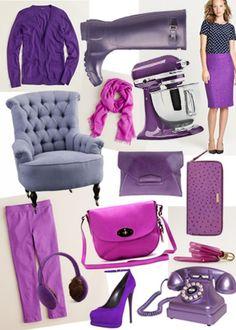 love the purple!!!