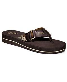 COACH JADA SANDAL - Shoes - Macys