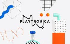 A-2-O Graphic Design Studio Playtronica