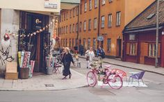 Stockholm for uncool people