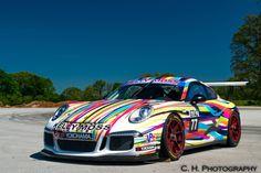 2015 Porsche 911 GT3 cup car at NCM Motorsports Park