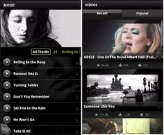 Adele Official Android App