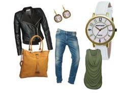 De perfecte look om een dagje te gaan shoppen met je vriendinnen!