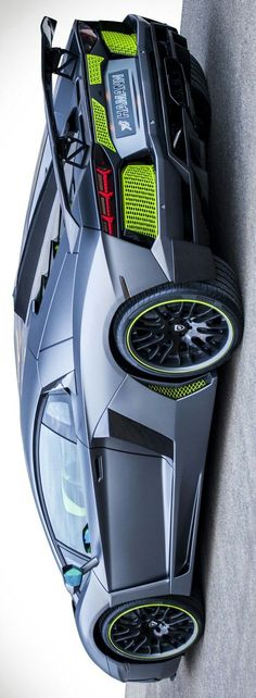 The Lamborghini Huracan was debuted at the 2014 Geneva Motor Show and went into production in the same year. The car Lamborghini's replacement to the Gallardo. Lamborghini Aventador, Ferrari, Sexy Cars, Hot Cars, Maserati, Bugatti, Automobile, Amazing Cars, Scooters