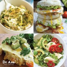 50 Amazing & Easy Avocado Recipes by @draxe