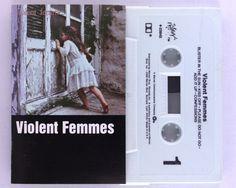 Violent Femmes - Cassette Tape
