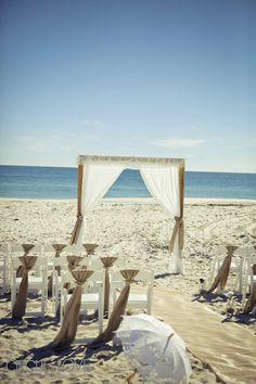 Rustic Beach Wedding Perth http://www.circleofloveweddings.com.au/