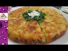 Tavada Patates Böreği Tarifi - Kolay Yemek Tarifleri Arabic Food, Homemade Beauty Products, Omelette, Savoury Dishes, Quiche, Sandwiches, Food And Drink, Health Fitness, Pizza