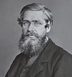 Alfred Russel Wallace in 1869. (c) George Beccaloni