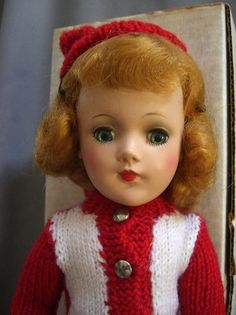 Vintage Mary Hoyer doll  I bought one of these when I was little on the Ocean City NJ boardwalk.