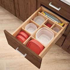 KraftMaid® Rubbermaid® Container Drawer