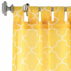 LOVE these...if I can find something similar with blackout.... Happy Chic by Jonathan Adler Lola Sheer Curtain Panel - jcpenney