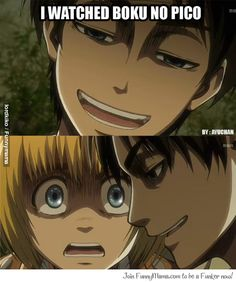 I don' even know what Boku no Pico is... and you really don't want to know...