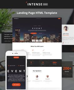By using Intense - Event Planner HTML5 Landing Page Template you can easily start providing your entertainment services with a fully functional website. Free premium quality images are also included. This will help you save money on photography for your new website. #landingpage #landingpagetemplate #eventplannertemplate #htmltemplate #html5template https://www.templatemonster.com/landing-page-template/intense-event-planner-html5-landing-page-template-62198.html