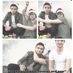 Nathan, Jay, Tom (also, take a moment to appreciate Nath's face in the bottom picture..haha!)