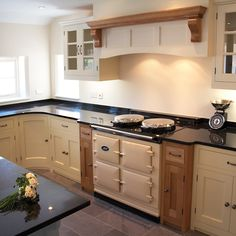 The all-electric AGA Total Control offers great versatility as you can switch ovens on and off independently as you require, meaning running costs are reduced and you still get the amazing results cast-iron cooking produces. Garden Room, Oven, Interior, Kitchen, Home Decor, Kitchen Cabinets, Aga Cooker