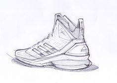 Sketch Work // adidas D Howard Light (2)