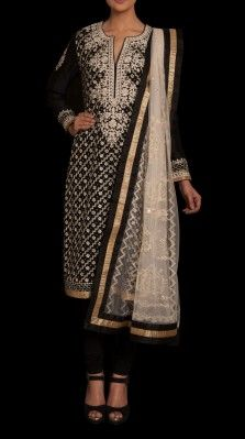 Shop for Indian contemporary outfits at Ritu Kumar, an online fashion store for designer sarees, wedding lehengas, latest designer suits, kurtis and designer bags. Indian Outfits, Indian Clothes, Anarkali Lehenga, Ritu Kumar, Indian Fashion, Womens Fashion, Vogue Fashion, Online Fashion Stores, Applique Pillows