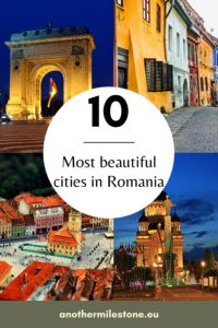 Top 10 Most beautiful cities in Romania - Another milestone Most Beautiful Cities, Beautiful Buildings, Peles Castle, Romania Travel, Outdoor Cafe, Cool Cafe, Medieval Town, Travel Around The World, Old Town
