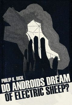 Patrick Stephenson's Cover for Do Androids Dream of Electric Sheep?