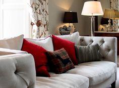 Lounge, Manor House, Winchcombe
