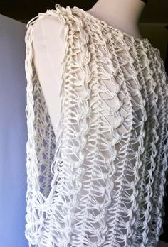 ponto de malha | produtos algodão: CAPA A.A.007 | CAPE A.A.007