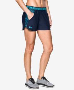 UNDER ARMOUR Under Armour Printed Play Up Heatgear® Shorts. #underarmour #cloth # shorts