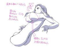 character,  anime, アニメ , figure 확대, 드로잉