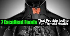 Iodine is essential to thyroid health. The thyroid gland is the organ that synthesizes thyroid hormones. When you get enough iodine in your daily diet, you can be sure that your thyroid gland will function properly to help manage development, growth and detoxification in your system. When you do...