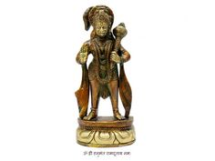 Lord Hanuman in Standing Pose Buy online from India