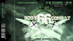 Promoción web e impreso para un evento deportivo de fitness de combate. Autor: Juan Pablo Chiliutti Mail: jpchiliutti@gmail.com
