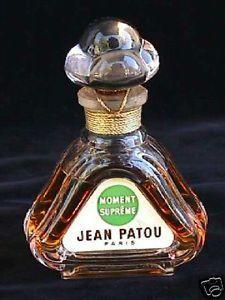 Vintage Jean Patou Perfumes | eBay
