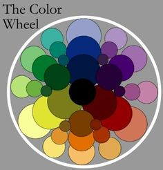 colorwheel for matching clothes
