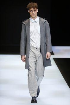 Emporio Armani | Menswear - Autumn 2016 | Look 15