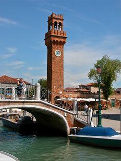 Murano - where they make the glass